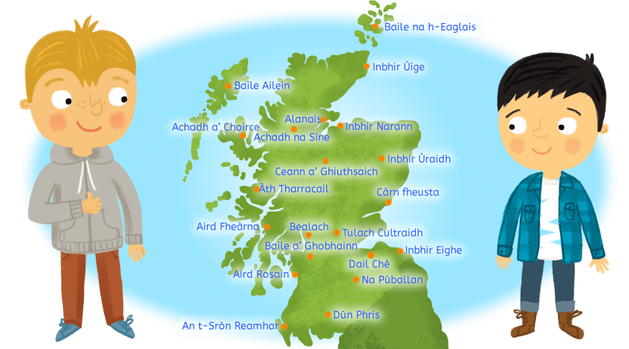 why gaelic